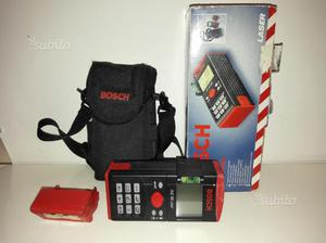 Distanziometro laser Bosch dle 150