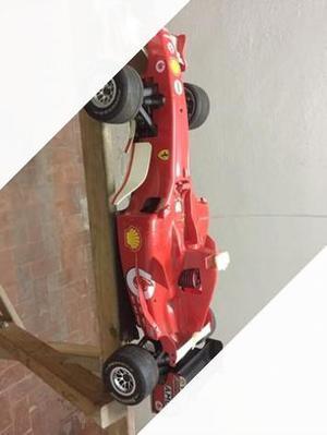 Ferrari con motore a scoppio