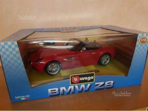 Modellino Burago Bburago BMW Z Nuova Die Cast