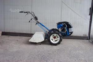 Motocoltivatore bcs 720 hp 10 con attacco rapido posot class for Motocoltivatore bcs 720