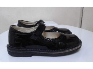 Scarpe EQUERRY per bambina in pelle n 27