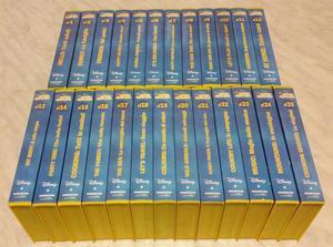 VHS Corso Inglese Magic English DeAgostini nuovo