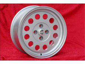 4 Cerchi Alfa Romeo Ronal A1 Style 7x15 ET25 4x98