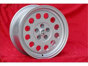 4 Cerchi Alfa Romeo Ronal A1 Style 7x15 ET25 5x98