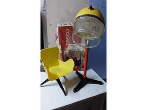 ATHENA - CASCO PER COIFFEUR - giocattolo anni 60