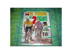 BS Bicisport  Speciale Tour de France PANTANI ARMSTRONG