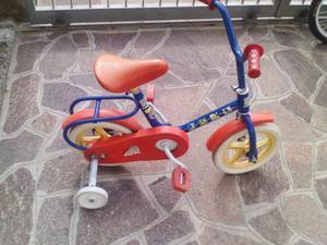Bici 3 ruote per bimbi