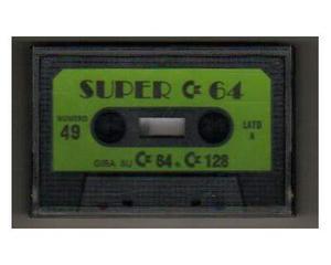 "Commodore 64 ""Super C64 n° 49"""