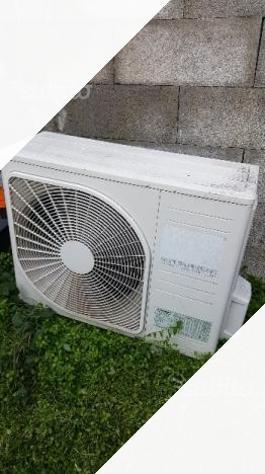 Condizionatore canalizzato inverter btu posot class for Montare condizionatore