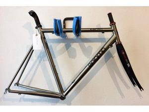 Framekit bici corsa titanio