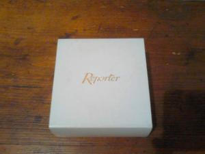 Scatola Box per Orologio Reporter Vintage