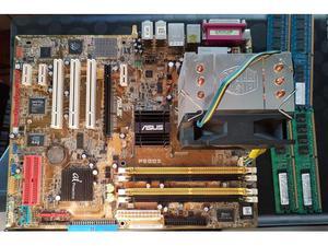 Scheda madre Motherboard ASUS P5GD2 DELUXE
