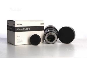 Sigma Art 20 F1,4 DG