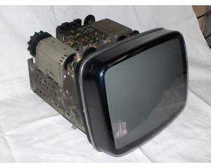 Tv bianco e nero brionvega algol anni  rotto