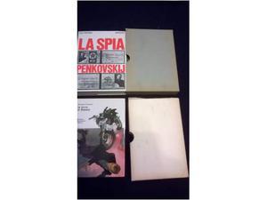 2 Libri Mondadori, La spia e La torre di Babele Euro 12