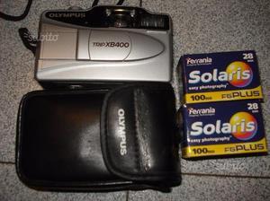 3 macchine fotografiche kodak canon olympus
