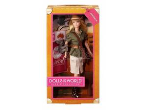 Barbie Wall Of The World AustraliaBarbie Collector W