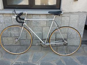 Bici d a corsa Bianchi anni 50 Usato Euro 230
