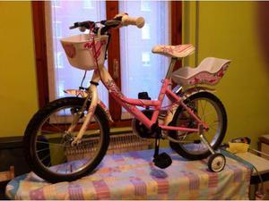 Bicicletta Bambina 16 pollici seminuova