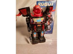 Dino ROBOT anni 80 nuovo in scatola