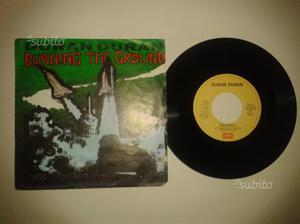 Duran Duran ?- Burning The Ground / Decadence 7''