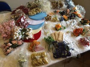 Fiori ed accessori per bomboniere