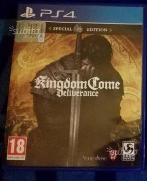 Giochi Gioco Ps4 Kingdom Come Deliverance Playstat