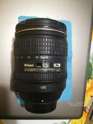 Nikon mm f/4 N G ED