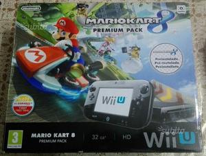 Nintendo Wii U 32gb e 12 giochi originali