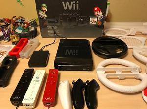Nintendo Wii con balance board e acc