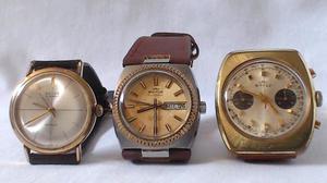 Orologi Royce originali.
