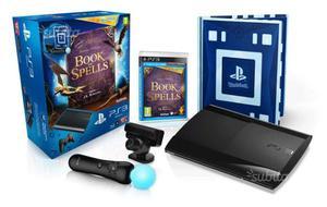 """PS3 12gb ed. speciale """"Il libro degli incantesimi"""""""