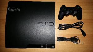 PS3 Slim 500 GB con i migliori 5 giochi