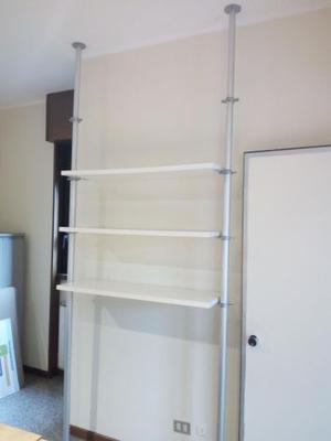 Scaffalatura ikea mod ivar per ufficio o casa posot class for Ikea cornici a giorno