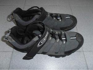 Scarpe per Bici da MTB marca GES Tg.45