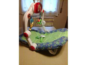 Sdraietta/palestra CHICCO Ergo Gym Baby Trainer.