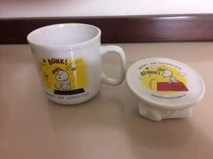 Snoopy vintage -tazze ceramiche