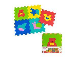 Tappeto Morbido Per Gattonare : Tappeto puzzle in gomma morbido per bimbi posot class