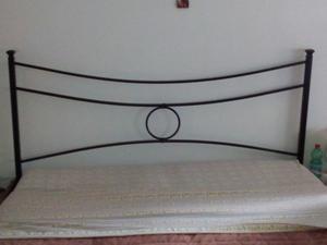 Testiera letto in ferro posot class - Testiera letto ferro battuto ...