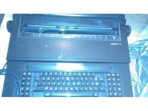Vendi macchina da scrivere elettrica olivetti et 116
