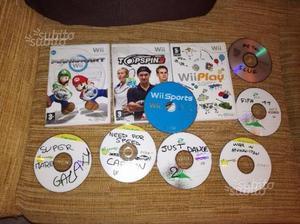 Wii 1 Joystick 1nunchuck 1motion plus 35 giochi