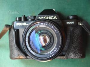 Yashica FX  Super perfetta