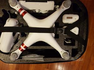 Drone DJI Phantom 3 Standard, 2 Batterie, Garanzia