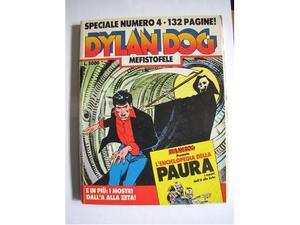Dylan Dog Speciale dal 4 al 10