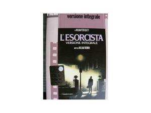 Film VHS originale L'ESORCISTA