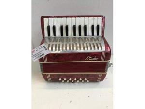 Fisarmonica giocattolo studio vintage