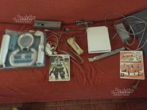 Nintendo Wii, accessori e giochi