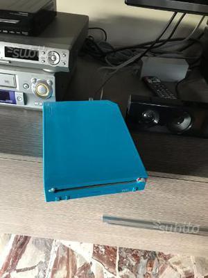Nintendo wii azzurra
