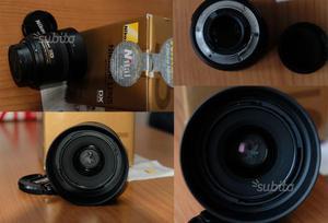 Obiettivi Nikon vari