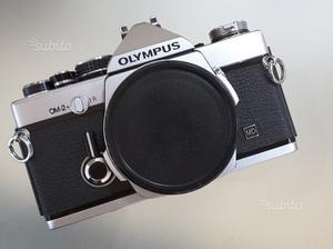 Olympus OM2 n analogica a pellicola